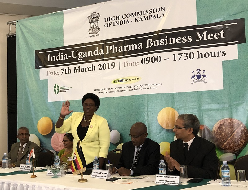 Indo-Uganda Pharma Meet To Eliminate Sham Healthcare Products